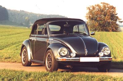 Oldtimer Restauration VW Käfer